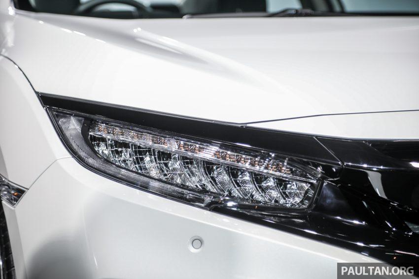 十代 Honda Civic 小改款本地价格正式公布, 从11.4万起 Image #117260