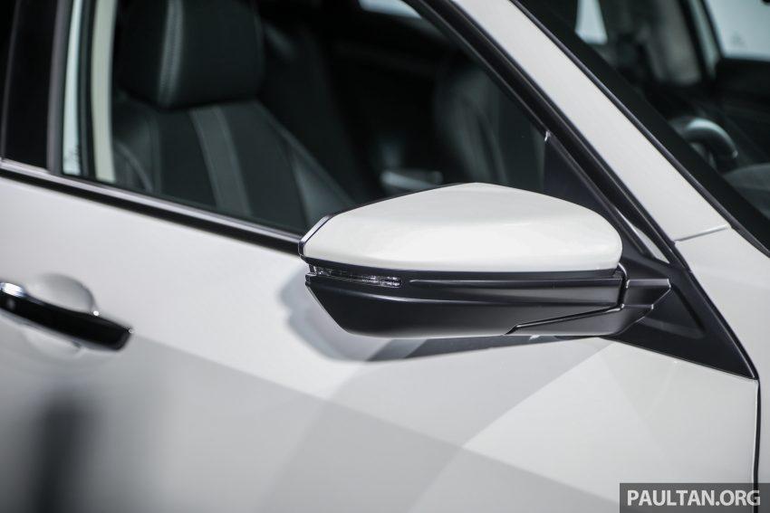 十代 Honda Civic 小改款本地价格正式公布, 从11.4万起 Image #117266
