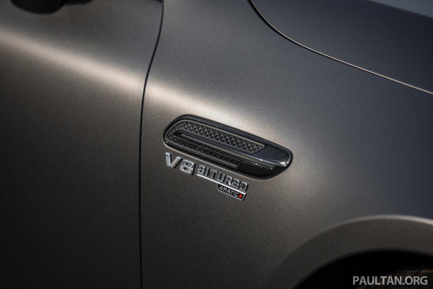试驾:Mercedes-AMG GT 63 S,不负最强四门跑房之名 Image #117494