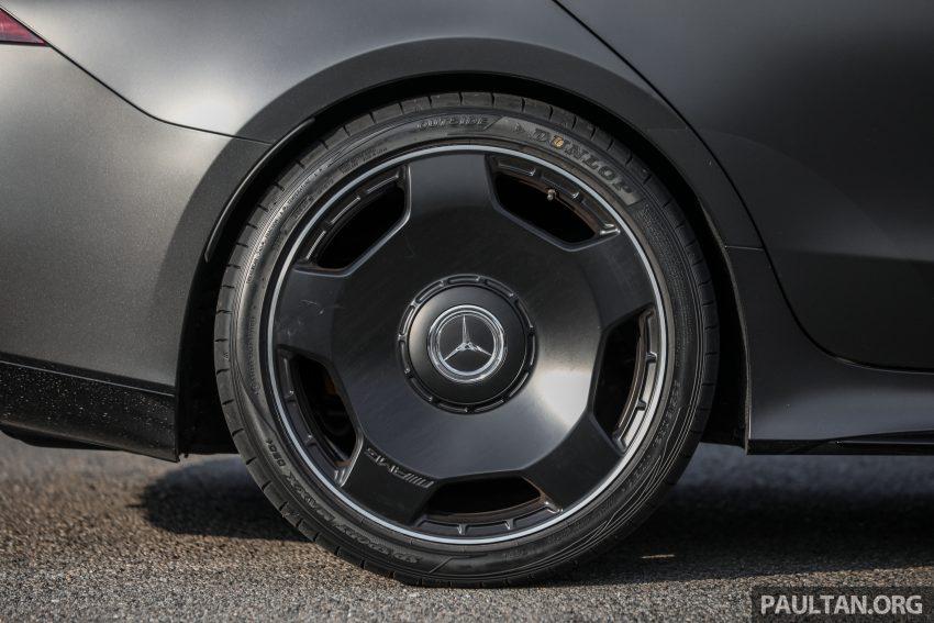 试驾:Mercedes-AMG GT 63 S,不负最强四门跑房之名 Image #117498