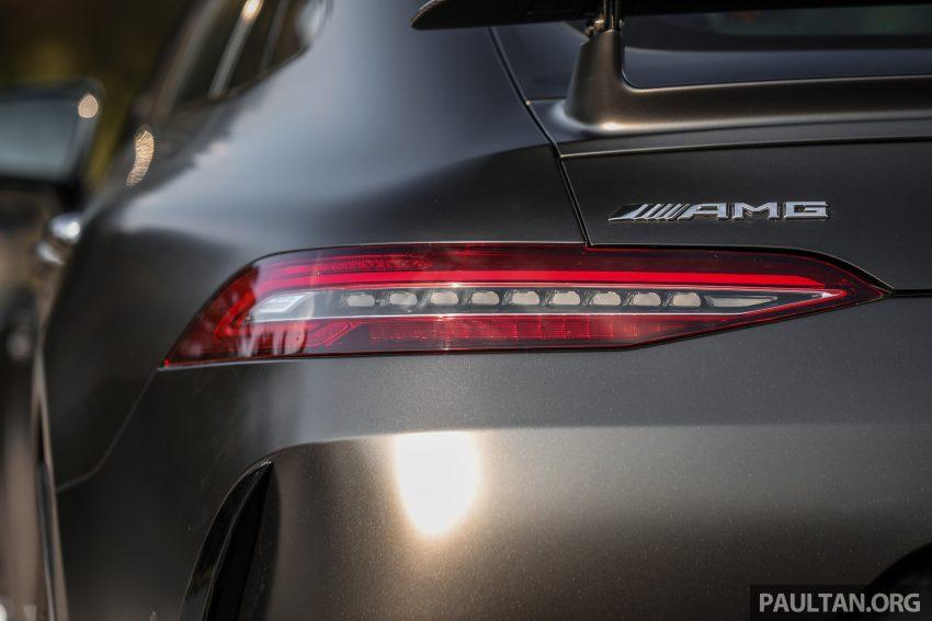 试驾:Mercedes-AMG GT 63 S,不负最强四门跑房之名 Image #117502