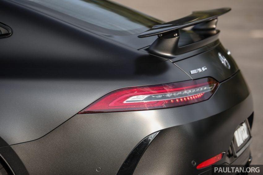 试驾:Mercedes-AMG GT 63 S,不负最强四门跑房之名 Image #117503