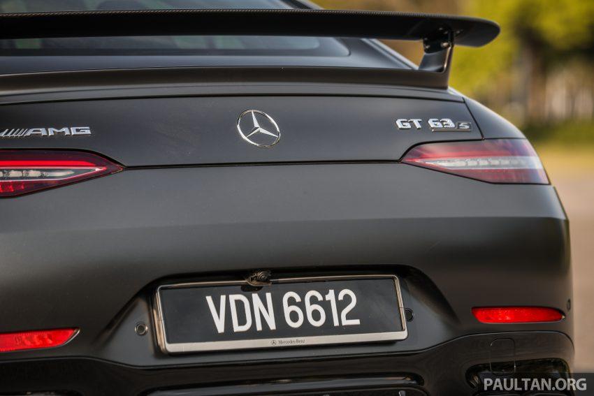 试驾:Mercedes-AMG GT 63 S,不负最强四门跑房之名 Image #117505
