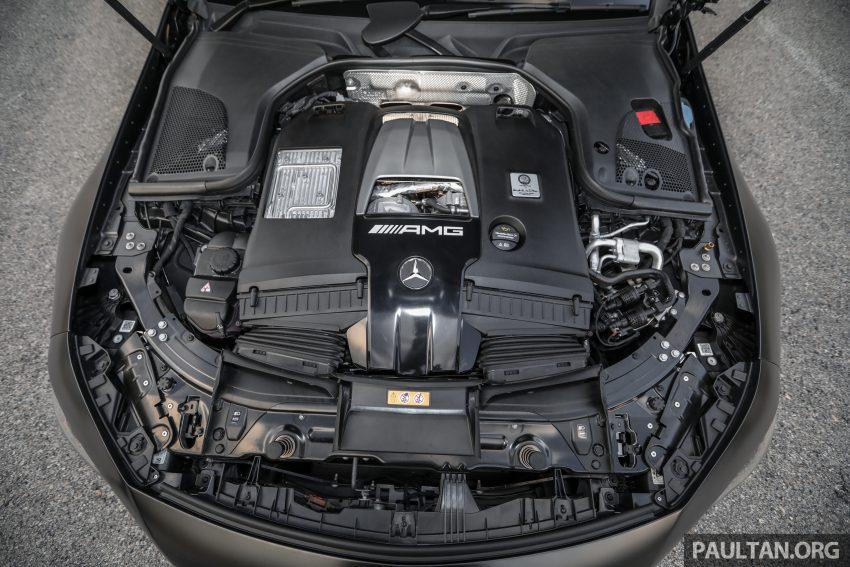 试驾:Mercedes-AMG GT 63 S,不负最强四门跑房之名 Image #117511