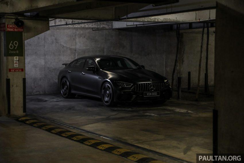 试驾:Mercedes-AMG GT 63 S,不负最强四门跑房之名 Image #117513