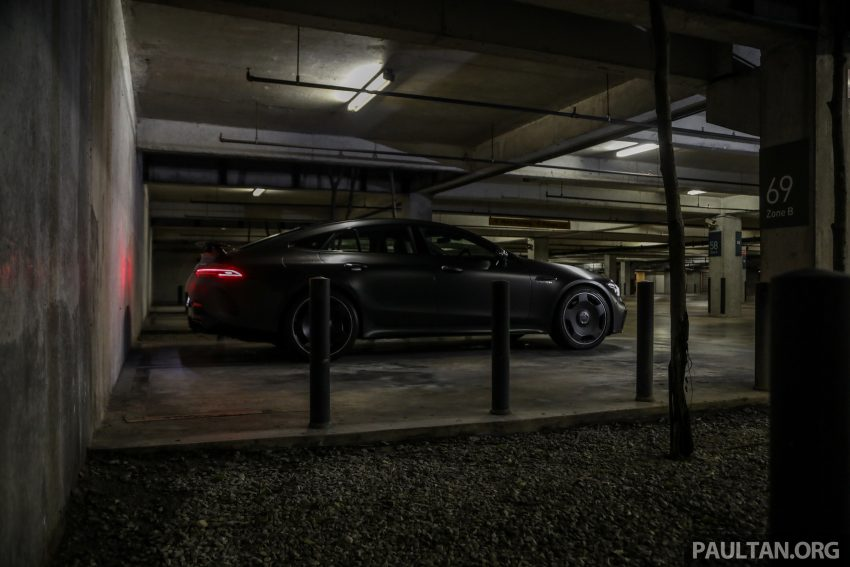 试驾:Mercedes-AMG GT 63 S,不负最强四门跑房之名 Image #117517