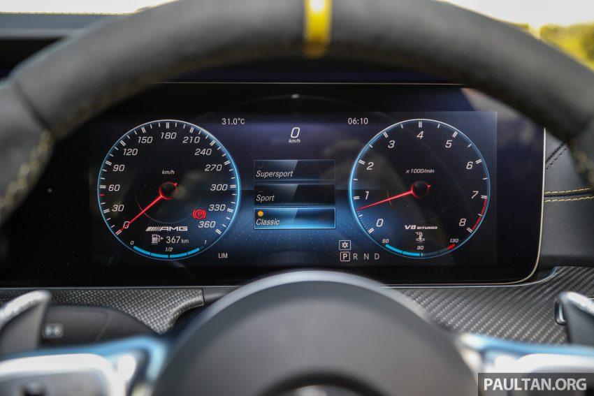 试驾:Mercedes-AMG GT 63 S,不负最强四门跑房之名 Image #117530