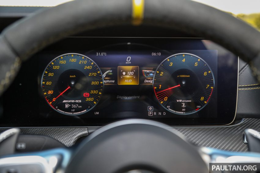 试驾:Mercedes-AMG GT 63 S,不负最强四门跑房之名 Image #117531