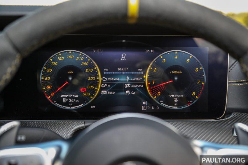 试驾:Mercedes-AMG GT 63 S,不负最强四门跑房之名 Image #117532