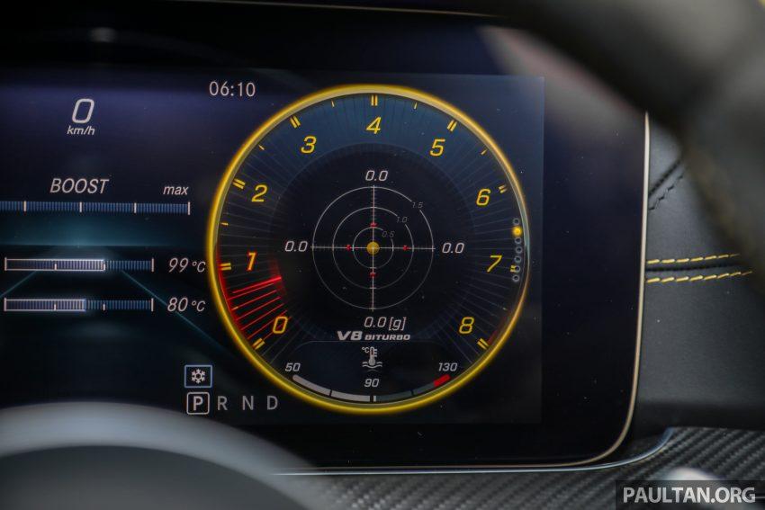试驾:Mercedes-AMG GT 63 S,不负最强四门跑房之名 Image #117537
