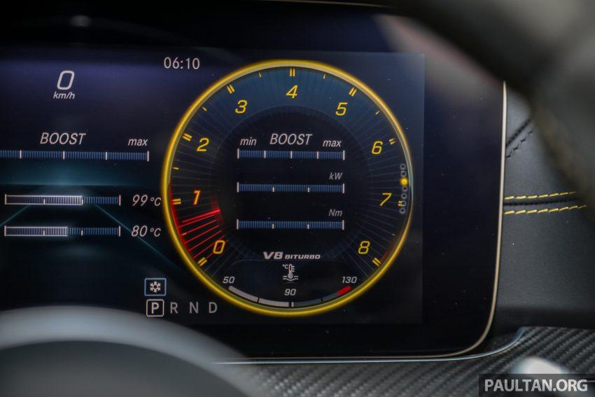 试驾:Mercedes-AMG GT 63 S,不负最强四门跑房之名 Image #117538