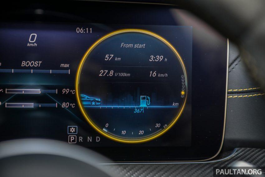 试驾:Mercedes-AMG GT 63 S,不负最强四门跑房之名 Image #117541