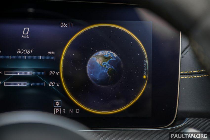 试驾:Mercedes-AMG GT 63 S,不负最强四门跑房之名 Image #117542