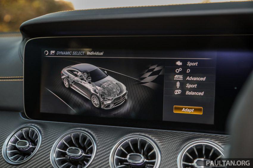 试驾:Mercedes-AMG GT 63 S,不负最强四门跑房之名 Image #117548