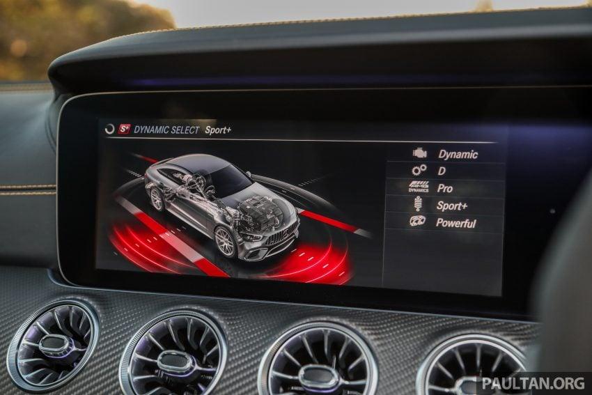 试驾:Mercedes-AMG GT 63 S,不负最强四门跑房之名 Image #117551