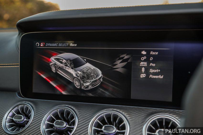 试驾:Mercedes-AMG GT 63 S,不负最强四门跑房之名 Image #117552