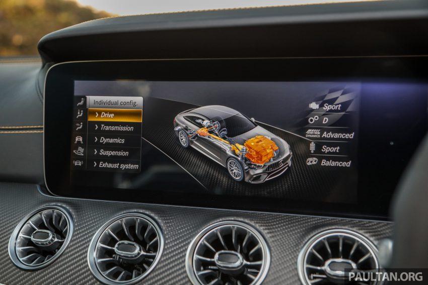 试驾:Mercedes-AMG GT 63 S,不负最强四门跑房之名 Image #117553