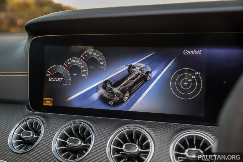 试驾:Mercedes-AMG GT 63 S,不负最强四门跑房之名 Image #117556
