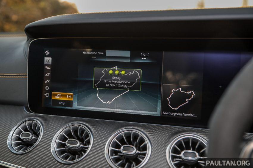 试驾:Mercedes-AMG GT 63 S,不负最强四门跑房之名 Image #117558