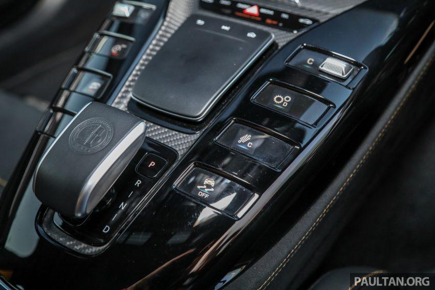 试驾:Mercedes-AMG GT 63 S,不负最强四门跑房之名 Image #117564