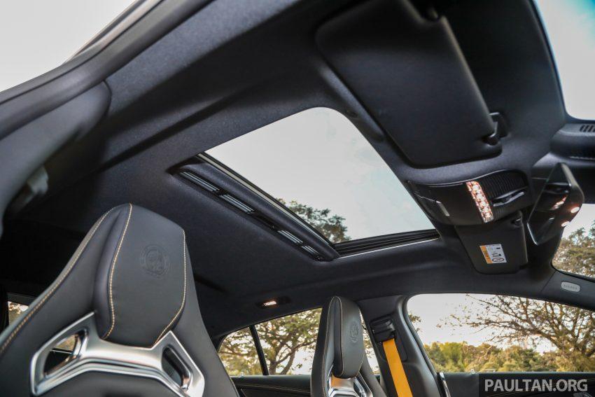 试驾:Mercedes-AMG GT 63 S,不负最强四门跑房之名 Image #117572