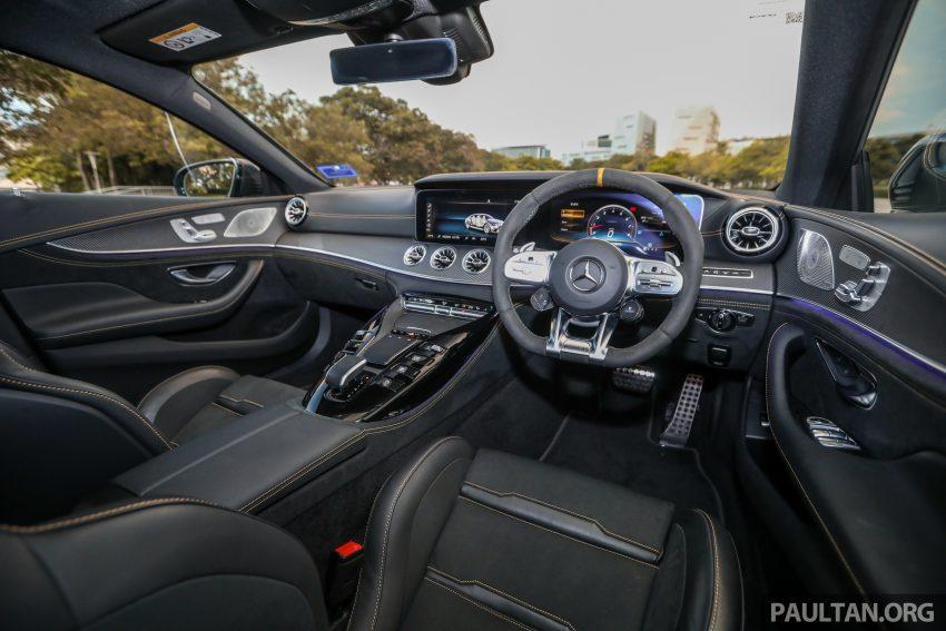 试驾:Mercedes-AMG GT 63 S,不负最强四门跑房之名 Image #117576