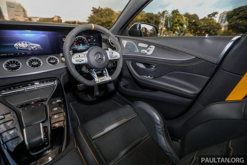试驾:Mercedes-AMG GT 63 S,不负最强四门跑房之名 Image #117577
