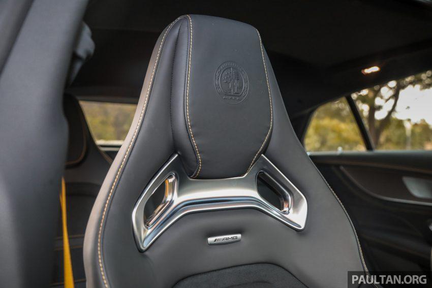 试驾:Mercedes-AMG GT 63 S,不负最强四门跑房之名 Image #117585