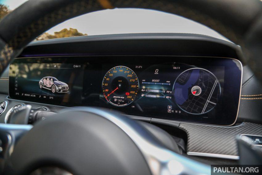 试驾:Mercedes-AMG GT 63 S,不负最强四门跑房之名 Image #117526