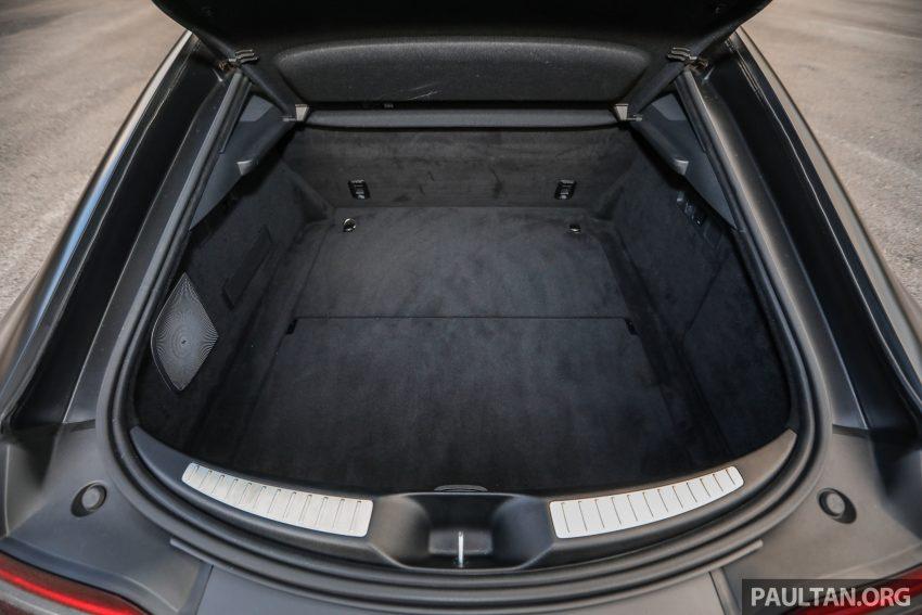 试驾:Mercedes-AMG GT 63 S,不负最强四门跑房之名 Image #117594