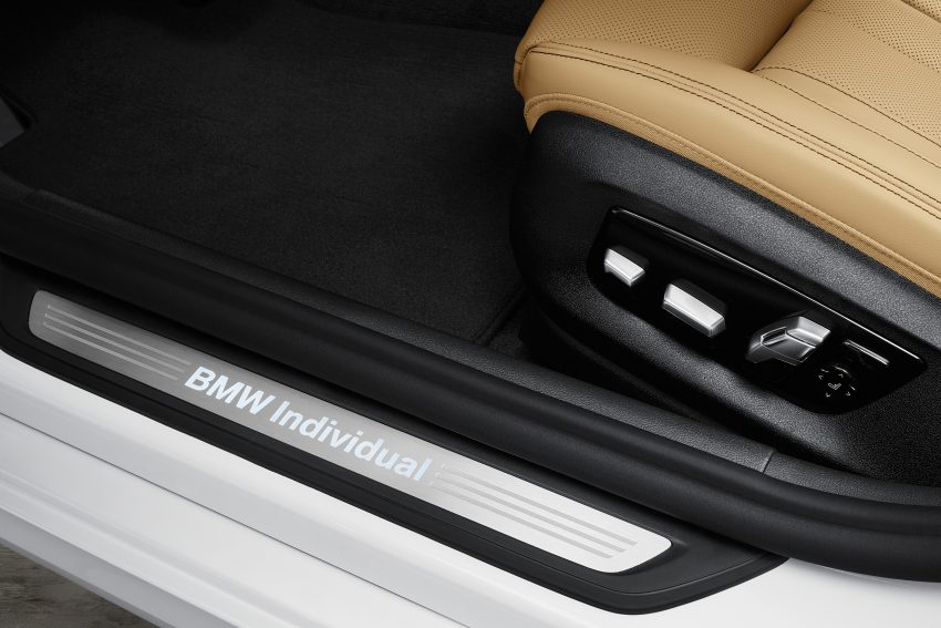 小改款 G30 BMW 5 Series LCI 发布, 造型向大哥7系看齐 Image #122497