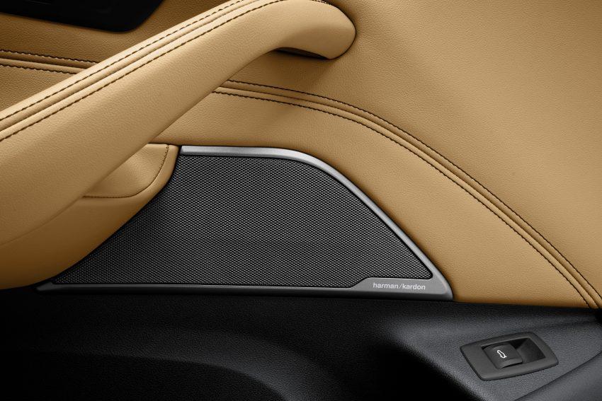 小改款 G30 BMW 5 Series LCI 发布, 造型向大哥7系看齐 Image #122498