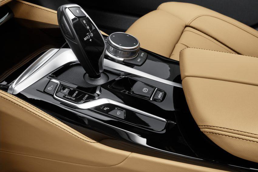 小改款 G30 BMW 5 Series LCI 发布, 造型向大哥7系看齐 Image #122499