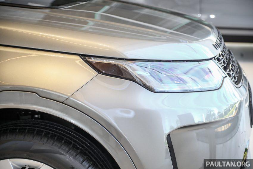 图集:2020 Land Rover Discovery Sport,售RM380k起 Image #122056
