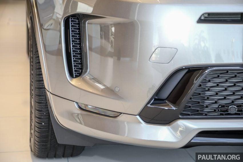 图集:2020 Land Rover Discovery Sport,售RM380k起 Image #122057