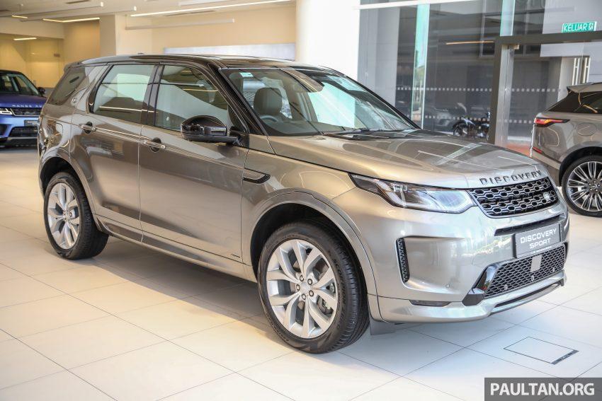 图集:2020 Land Rover Discovery Sport,售RM380k起 Image #122048