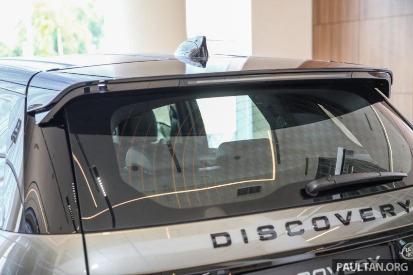 图集:2020 Land Rover Discovery Sport,售RM380k起 Image #122075