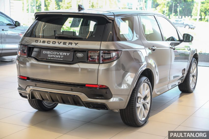 图集:2020 Land Rover Discovery Sport,售RM380k起 Image #122049