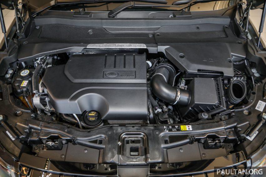 图集:2020 Land Rover Discovery Sport,售RM380k起 Image #122076