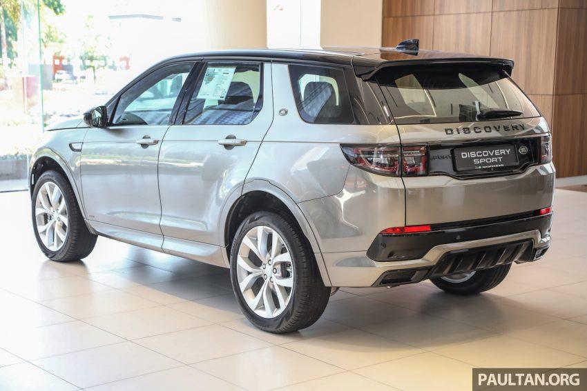 图集:2020 Land Rover Discovery Sport,售RM380k起 Image #122050