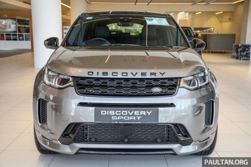 图集:2020 Land Rover Discovery Sport,售RM380k起 Image #122051