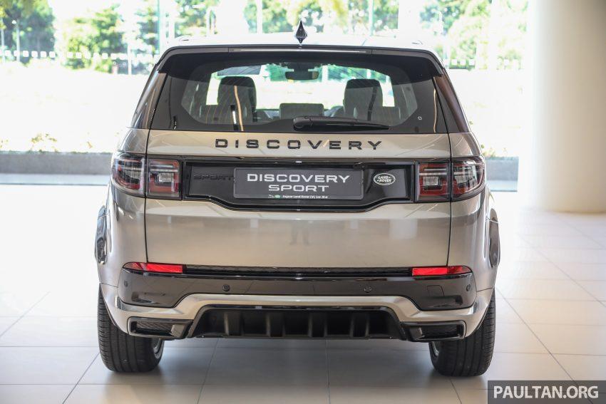 图集:2020 Land Rover Discovery Sport,售RM380k起 Image #122052
