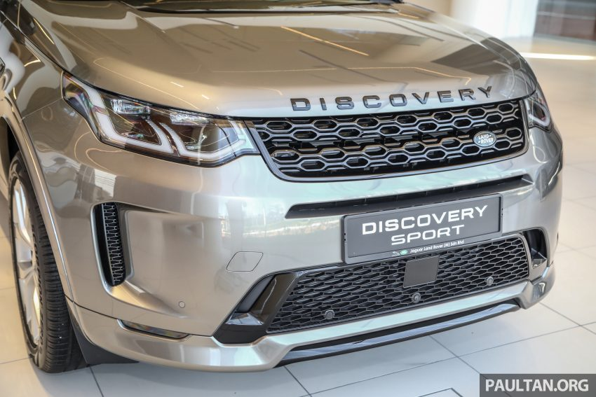 图集:2020 Land Rover Discovery Sport,售RM380k起 Image #122054