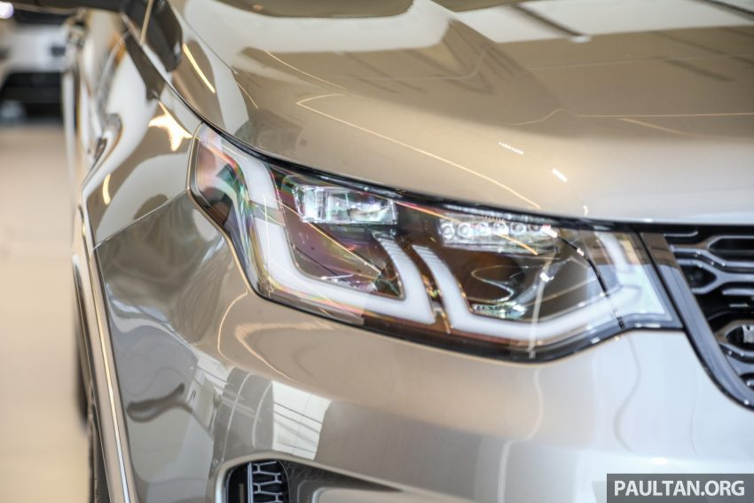 图集:2020 Land Rover Discovery Sport,售RM380k起 Image #122055