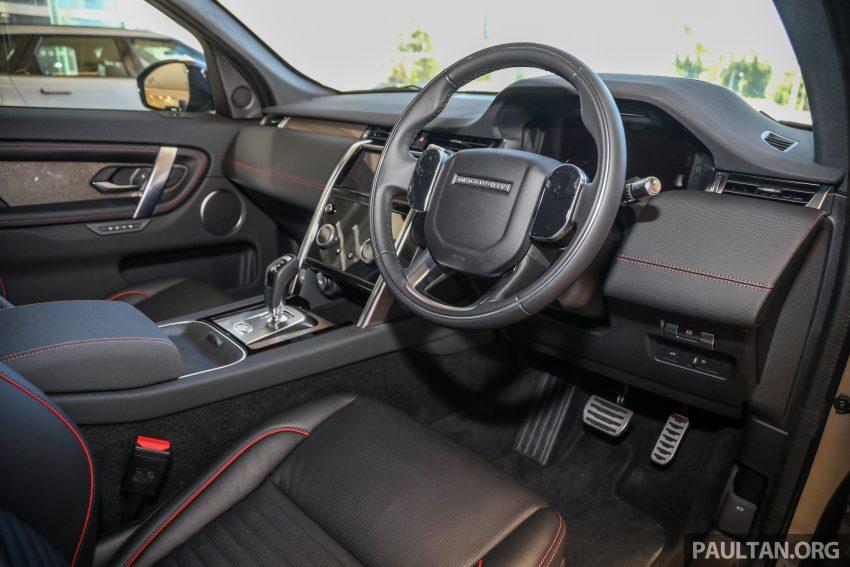 图集:2020 Land Rover Discovery Sport,售RM380k起 Image #122079