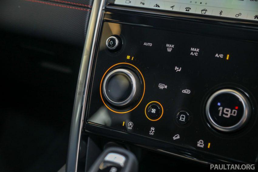 图集:2020 Land Rover Discovery Sport,售RM380k起 Image #122088