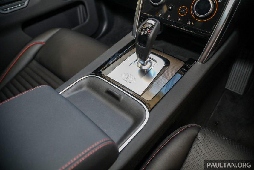 图集:2020 Land Rover Discovery Sport,售RM380k起 Image #122090