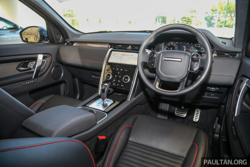 图集:2020 Land Rover Discovery Sport,售RM380k起 Image #122095