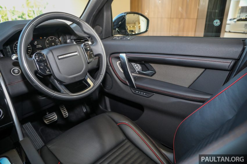 图集:2020 Land Rover Discovery Sport,售RM380k起 Image #122096