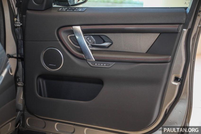 图集:2020 Land Rover Discovery Sport,售RM380k起 Image #122098